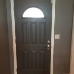 How to Paint a Front Door by Peak Pro Painting