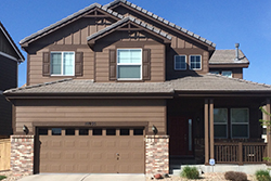 Highlands Ranch House Painting