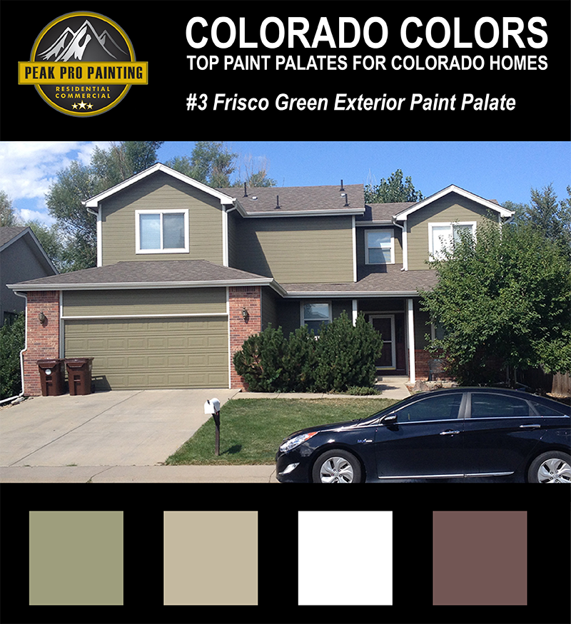 Professional Exterior Painting Services: Top Colorado Home Exterior Color Palates