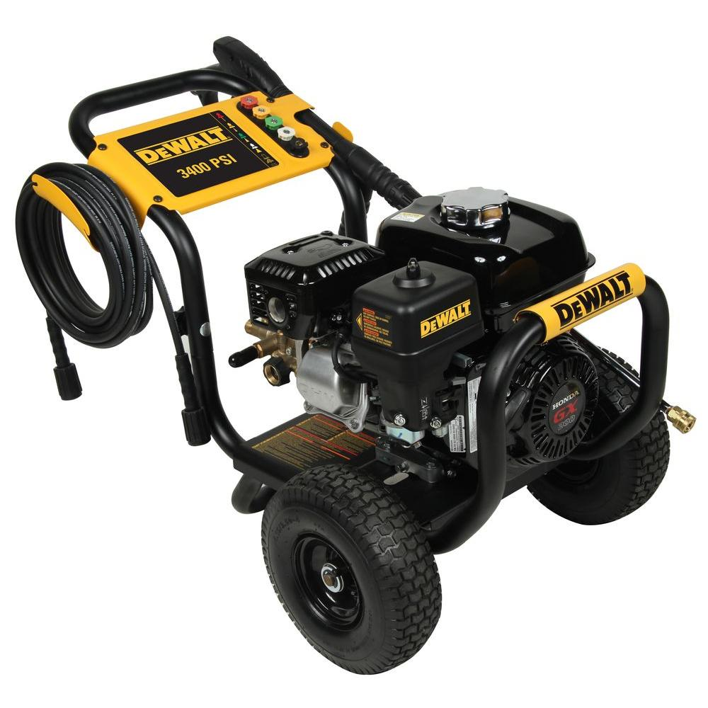 How to winterize your pressure washer