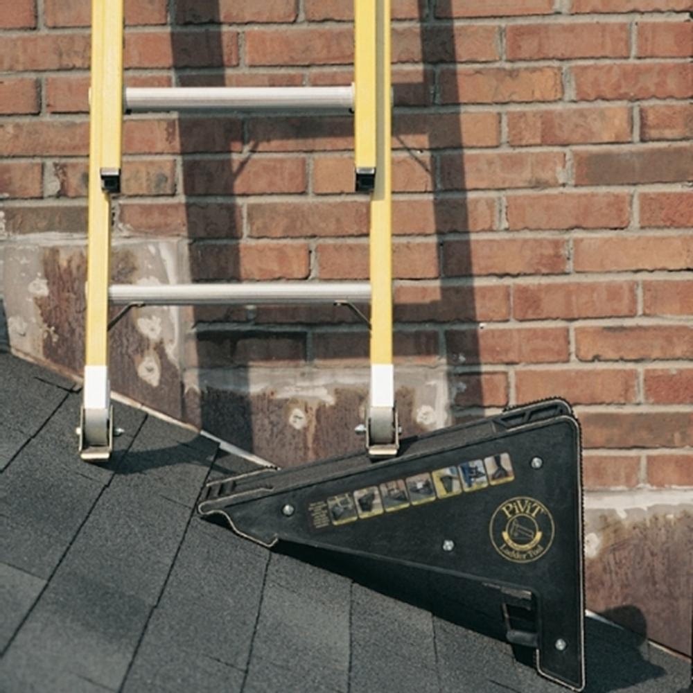Ladder safety pivot