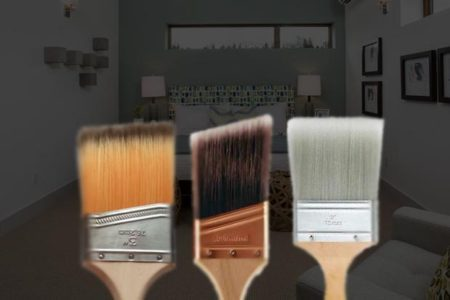 Choosing the Right Brush for Interior Painting