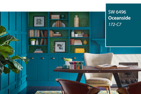 4 Sherwin Williams Color of the year 2018