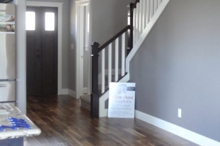What colors to paint with dark hardwood floors