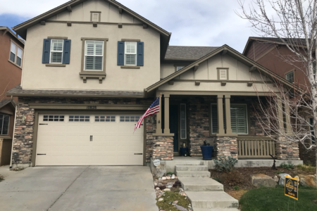 Exterior Brick Color Matching – Erie, Colorado
